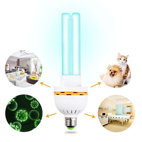 Обеззараживание воздуха кварцевой лампой