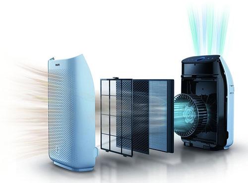 Фильтры для воздухоочистителей
