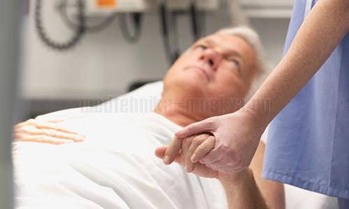 Мытье лежачих пациентов