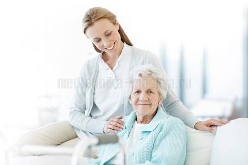 Средства гигиены для лежачих больных