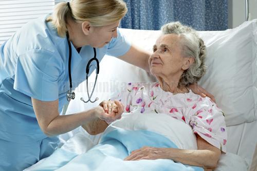 Уход за кожей лежачего больного